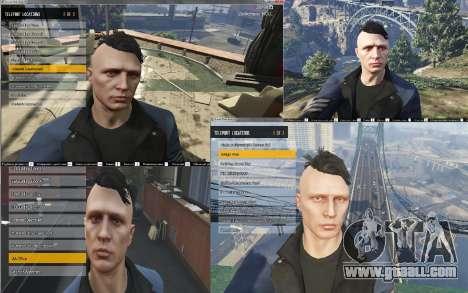GTA 5 Native Trainer ENT fourth screenshot
