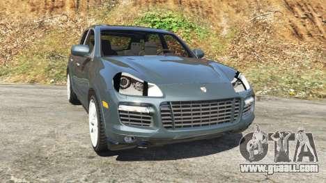 Porsche Cayenne Turbo S 2009 v0.5 [Beta] for GTA 5