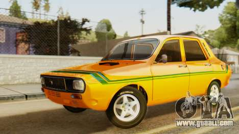 Renault 12 Gordini for GTA San Andreas