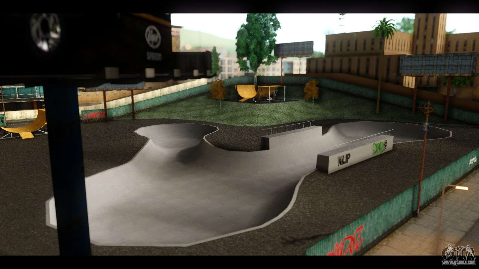 how to download parks in skate 3