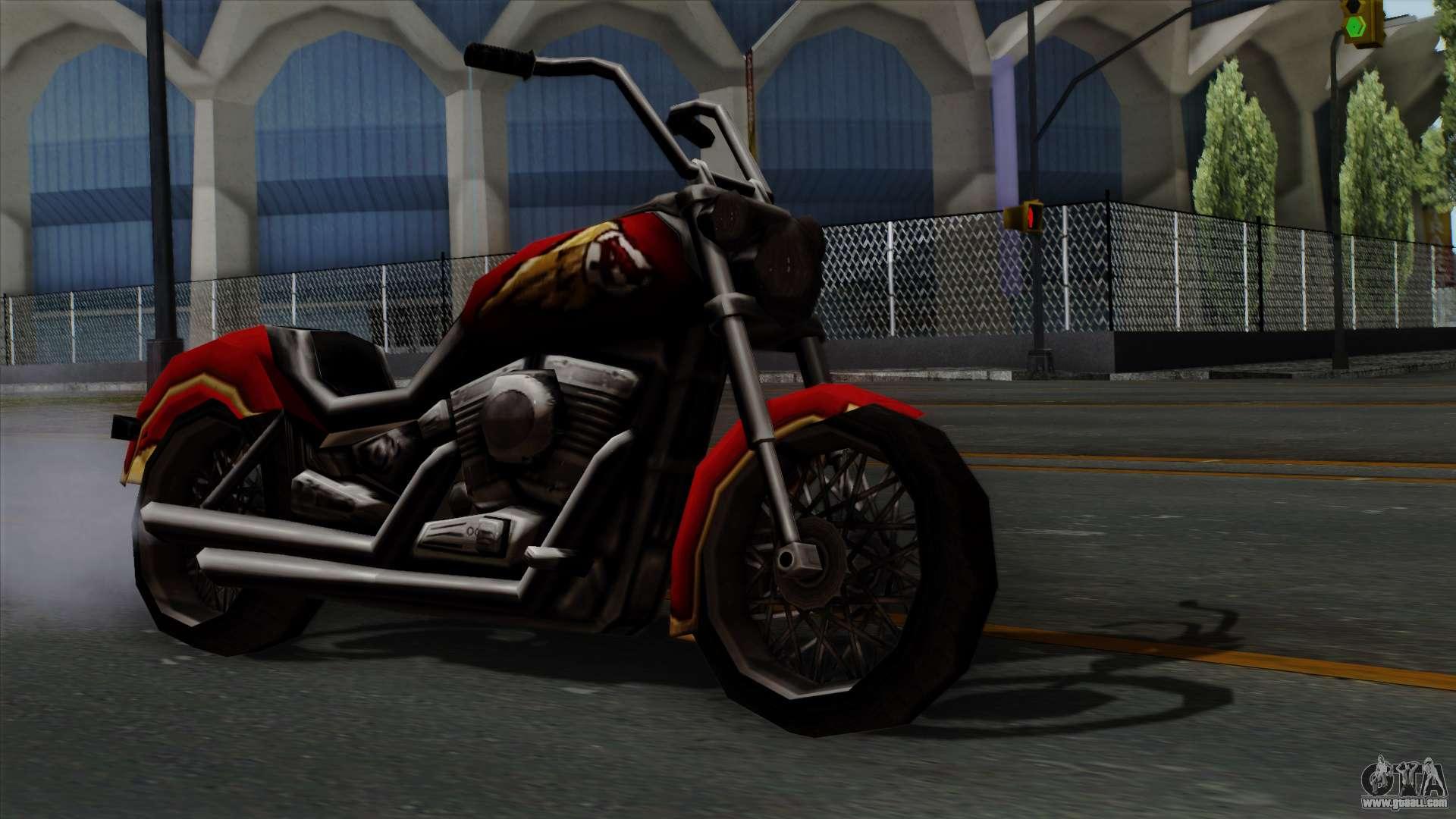 Freeway Avenger For Gta San Andreas