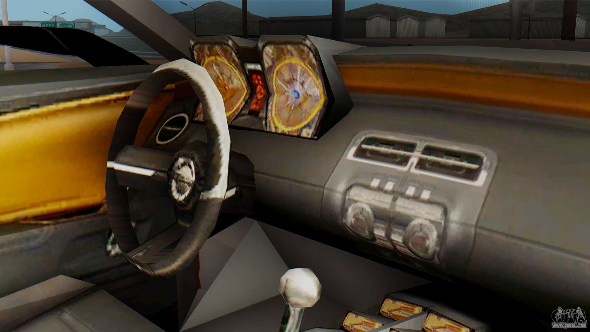 NFS Carbon Chevrolet Camaro for GTA San Andreas