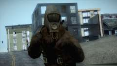 Order Soldier2 from Silent Hill for GTA San Andreas