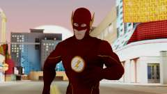 The Flash More Red