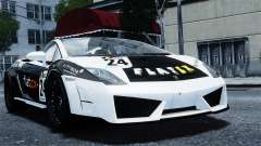 Lamborghini Gallardo LP560-4 for GTA 4