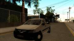Dacia Logan Pick-up Necarosat