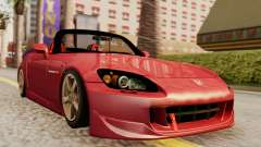 Honda S2000 Roadster for GTA San Andreas