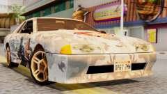 Elegy Contract Wars Vinyl for GTA San Andreas