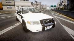 Ford Crown Victoria 2011 New Alderney Sheriff