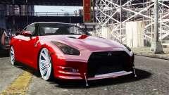 Nissan GT-R AMS 2012