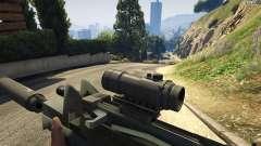 Battlefield 4 Famas