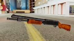 Xshotgun Pump action shotgun for GTA San Andreas