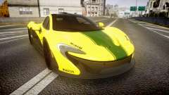 McLaren P1 2014 [EPM] Harrods GTR for GTA 4