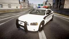 Dodge Charger 2010 New Alderney Sheriff [ELS]