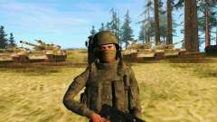 Pak fighters of special troops of GRU for GTA San Andreas