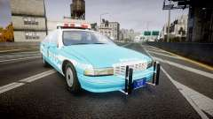 Chevrolet Caprice 1991 Police