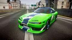 Nissan Silvia S14 JE Pistons for GTA 4