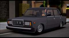 VAZ 2107 Runoff Quality for GTA San Andreas