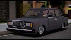VAZ 2107 Runoff Quality for GTA San Andreas
