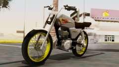 Suzuki AX 100 Stunt