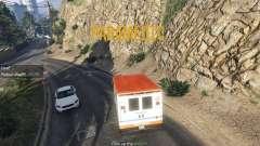 Mission ambulance v.1.3