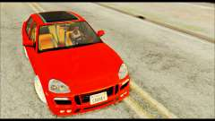 Lada Priora Porsche Customs for GTA San Andreas