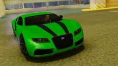 GTA 5 Adder for GTA San Andreas