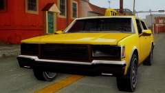 Classic Taxi Los Santos for GTA San Andreas
