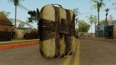 Original HD Satchel for GTA San Andreas