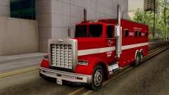 FDSA Mobile Command Post Truck
