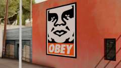 OBEY Graffiti