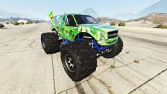Vapid The Liberator Cannabis for GTA 5