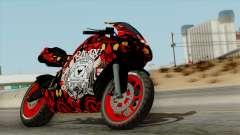 Bati Batik Motorcycle v2