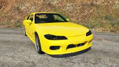 Nissan Silvia S15 v0.1 for GTA 5