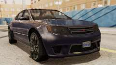 GTA 5 Cheval Fugitive IVF