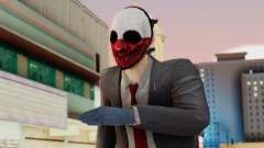 [PayDay2] Wolf for GTA San Andreas