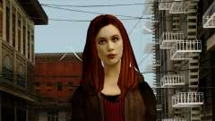 Amy Pond from Doctor Who for GTA San Andreas