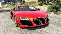 Audi R8 GT 2011 v0.5 [Beta] for GTA 5