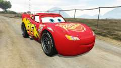 Lightning McQueen [Beta] for GTA 5