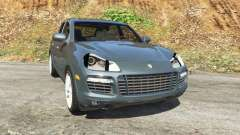 Porsche Cayenne Turbo S 2009 v0.5 [Beta] for GTA 5