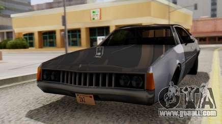 Clover Al_Piso for GTA San Andreas