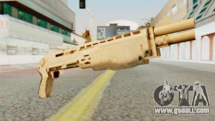SPAS 12 SA Style for GTA San Andreas