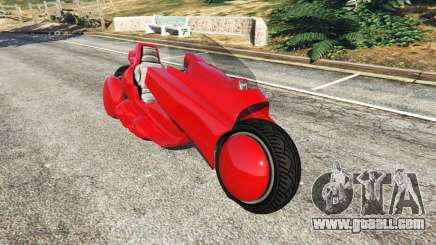 Kenedas bike from Akira for GTA 5