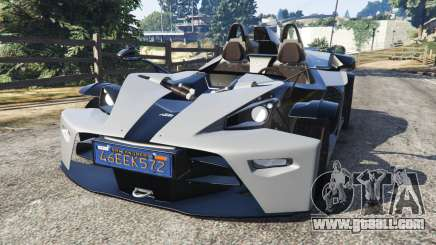 KTM X-Bow [Beta2] for GTA 5