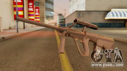 Steyr AUG from GTA VC Beta for GTA San Andreas
