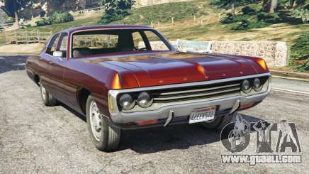Dodge Polara 1971 for GTA 5