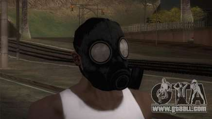 Mascara de Gas for GTA San Andreas