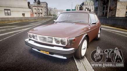 Saab 99 Turbo for GTA 4