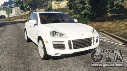 Porsche Cayenne Turbo S 2009 v0.7 [Beta] for GTA 5