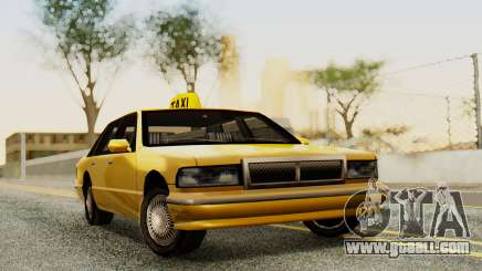 Declasse Premier Taxi for GTA San Andreas